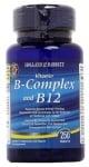 ВИТАМИН Б КОМПЛЕКС + ВИТАМИН Б 12 таблетки * 250 HOLLAND & BARRETT