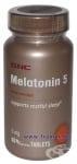 МЕЛАТОНИН табл. 5 мг. * 60 GNC