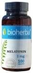 БИОХЕРБА МЕЛАТОНИН капсули 3 мг. * 100