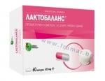 ЛАКТОБАЛАНС ПРОБИОТИК+ПРЕБИОТИК капс. 425 мг. * 60