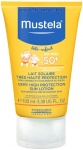 МУСТЕЛА - слънцезащитен лосион за бебета и деца SPF 50+ 100 мл.