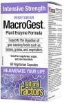 МАКРОГЕСТ РАСТИТЕЛНА ЕНЗИМНА ФОРМУЛА капсули 280 мг. * 60 НАТУРАЛ ФАКТОРС