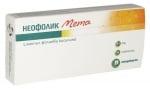 НЕОФОЛИК МЕТА  табл.  0.4 мг. * 90