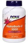 НАУ ФУДС АЛФАСОРБ - С таблетки 1000 мг * 120