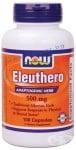 НАУ ФУДС ЕЛЕУТЕРОКОК (ЕЛЕУТЕРО) капсули 500 мг * 100