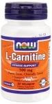 НАУ ФУДС L - КАРНИТИН капс. 500 мг. * 30
