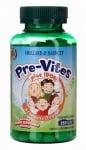 МУЛТИВИТАМИНИ ЗА ДЕЦА + ЖЕЛЯЗО дъвчащи таблетки * 250 HOLLAND & BARRETT