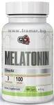 ПЮР НУТРИШЪН МЕЛАТОНИН капсули 3 мг. * 100