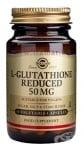 СОЛГАР L - ГЛУТАТИОН капс. 50 мг. * 30