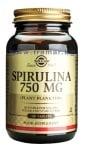 СОЛГАР СПИРУЛИНА табл. 750 мг. * 100