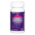 УЛТРА МЕГА витамини и минерали за жени капс. * 28 GNC