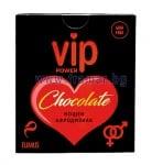 ВИП ПАУЪР шоколадово сърце 20 гр.