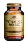 СОЛГАР ВИТАМИН Ц капсули  500 мг. * 100