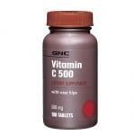 ВИТАМИН Ц табл. 500 мг. * 100 GNC