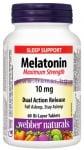 МЕЛАТОНИН табл. 10 мг. * 60 УЕБЪР НАТУРАЛС