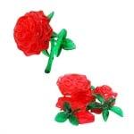 """3Д пъзел """"Роза"""""""