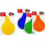 Балони - Гигант /12 боря в опаковка - микс/.