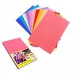 Цветни листи за декорация EVA материал