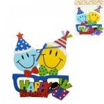 Парти украса - Надпис HAPPY BIRTHDAY