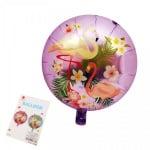 Балон Фламинго /розов/