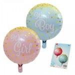 "Балон ""It's Girl / Boy"" /фолио/"