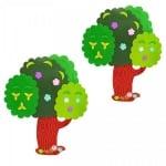 "Апликация ""Дърво"" /EVA/"