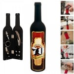 Аксесоари за вино Честит 70-ти Юбилей в бутилка
