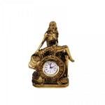 """Статуетка - часовник """"Богиня Фортуна"""""""