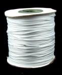 Шнур полиестер 0.5 мм бял ~10 метра