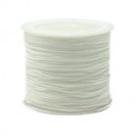 Шнур полиестер 1 мм бял ~35 метра