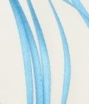 Ширит Сатен 3 мм син светъл -10 метра
