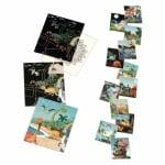 URSUS комплект магически картини Magic Scratch Book Дракони и динозаври 12 листа 21x26 см с 12 мандали и дървен инструмент за издраскване