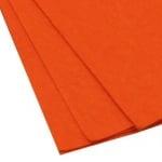 Филц 1 мм A4 20x30 см цвят оранжев -1 брой