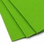 Филц 3 мм A4 20x30 см цвят зелен светло -1 брой