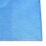 EVA материал /микропореста гума/ 2 мм А4 20х30 см металик син