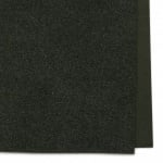 EVA материал /микропореста гума/ 2 мм А4 20х30 см с брокат черен