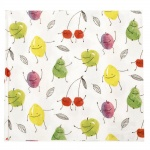 Салфетка HOME FASHION 33x33см трипластова Fruity Times -1 брой