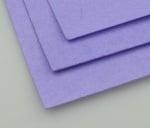 Филц 1 мм A4 20x30 см цвят лилаво бледо -1 брой