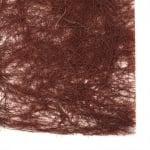 Кокосова трева пресована А4 цвят бордо