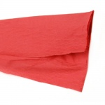 Креп хартия фина 50x100 см червена