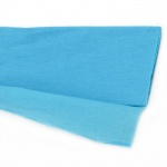 Креп хартия фина 50x100 см синя светло