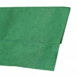 Креп хартия фина 50x100 см зелена металик