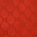Дизайнерска индийска хартия 120 гр за скрапбукинг, арт и крафт 56x76 см Red HP09