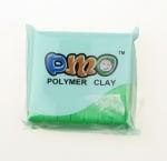 Полимерна глина зелена светло - 50 грама