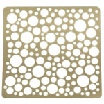 Шаблон за релеф и Mix media 20х20 мм кръгчета