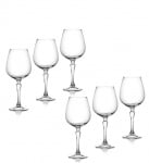 Glamour 6 чаши за вино