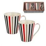 Сет 2 бр. чаши за кафе