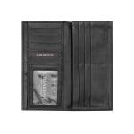 Черен портфейл вертикален CHIARUGI