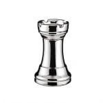 Фигура за шах топ сребро
