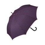 Дамски чадър PIERRE CARDIN - с червени точки